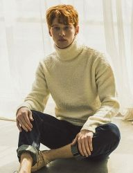 [KNITTED] MOHAIR TURTLENECK KNIT 2 COLOR