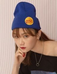 [Oct.3] October3rd Oct.3rd Coke Logo Beanie_Blue