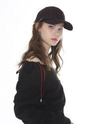 [Oct.3] October3rd Layered Tie Cap [Black]