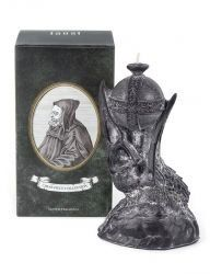 [FAUST ATELIER] Bishop Naked Candle [Black]