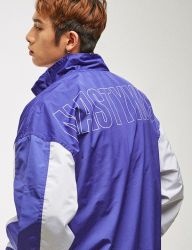 [NASTY KICK] JETZ TRACK JACKET [PURPLE]