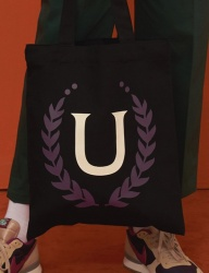 [UNALLOYED] LAUREL BAG / BLACK
