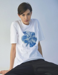 [MGI] MGI Flower t-shirt [wh]