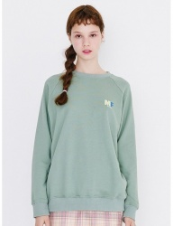 [margarin fingers] logo sweat shirt