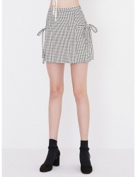 [margarin fingers] mini square skirt