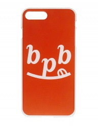 [bpb] SMILE B  IPHONE CASE_Red