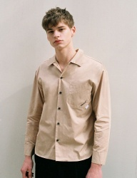 [NOMINATE] MODERN SHIRT [BEIGE]