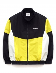 [QT8] TW Old Track Jacket (Yellow)