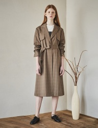 [Maison de Ines] VINTAGE MOOD TRENCH COAT