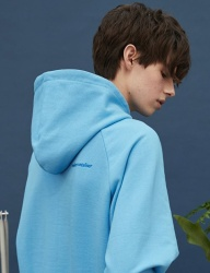 [replaycontainer] replaycontainer hoody (skyblue)