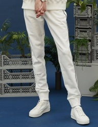 [replaycontainer] recon piping jogger pants (ivory)