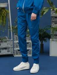 [replaycontainer] recon track pants (blue)