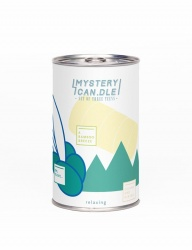 [PRESH] MYSTERY CANDLE relaxing TEEN TIN SET