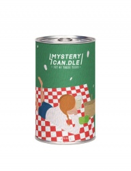[PRESH] MYSTERY CANDLE picnic TEEN TIN SET