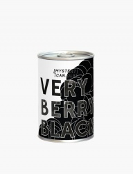 [PRESH] MYSTERY CANDLE VERY BERRY BLACK MEDIUM