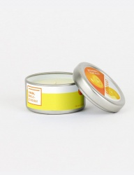 [PRESH] MYSTERY CANDLE KUMQUAT CAN.DLE TEEN TIN