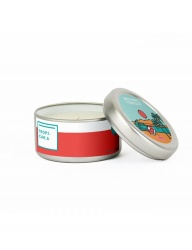 [PRESH] MYSTERY CANDLE TROPICAN.A TEEN TIN