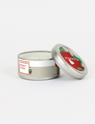 [PRESH] MYSTERY CANDLE POINSETTIA TEEN TIN