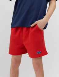 [5252] 5.B.O MINI LOGO SHORTS