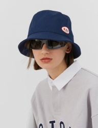 [5252] 5.B.O LOGO BUCKET HAT