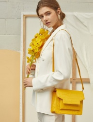 [THREE KNOCKS] daffodil bag_ye