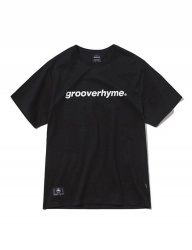 [GROOVERHYME] 2018 LOGO T-SHIRTS 3