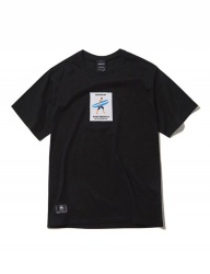 [GROOVERHYME] 2018 SANTAMONICA T-SHIRTS OVER FIT [GTS026G23]