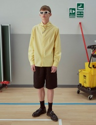 [TRUNK PROJECT] String highneck shirts_YELLOW