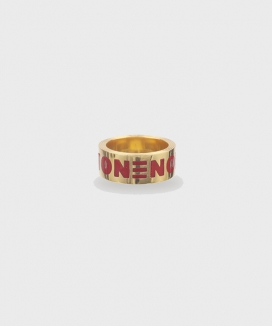 [NONENON] TAPE RING G