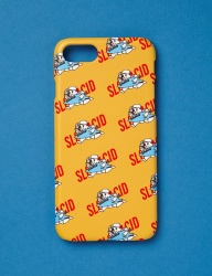 [SLOWACID] SLOWACID 18SS Phonecase (yellow)
