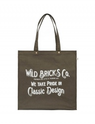 [WILD BRICKS] WTPC BAG (khaki)