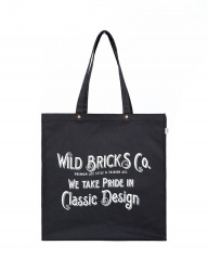 [WILD BRICKS] WTPC BAG (navy)