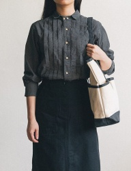 [WILD BRICKS] GARDEN BAG (black)