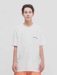 [WKNDRS] NANCY TEE (IVORY)