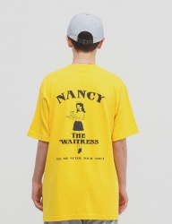 [WKNDRS] NANCY TEE (YELLOW)