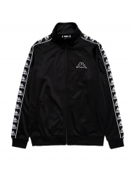 [CHARMS] CHARM'S x KAPPA 222BANDA TRAINING JACKET BLACK