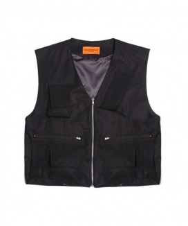 [DUCKDIVE] LEVEL 2 TECH VEST_BLACK