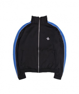 [DUCKDIVE] +82 TRAINING TRACK TOP_BLACK