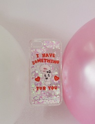 [bpb] [bpb x estherlovesyou] For You Bonny Glitter Phone Case