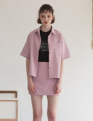 [TARGETTO] TONIGHT SHIRT PINK VIOLET