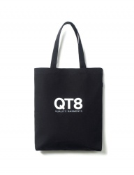 [QT8] TW QT8 Logo Eco Bag (Black)