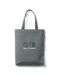 [QT8] TW QT8 Logo Eco Bag (Grey)