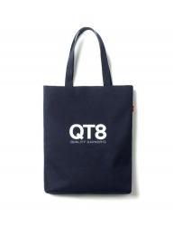 [QT8] TW QT8 Logo Eco Bag (Navy)