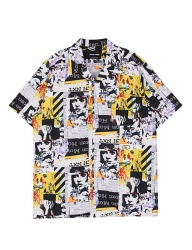 [SHETHIS COMMA] HIP PATCH SHIRTS(YELLOW)