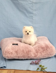 [Mely] Mely Cushion Fur Pink
