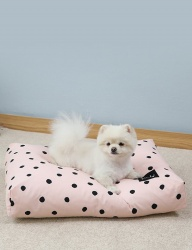 [Mely] Mely Cushion Dot Pink