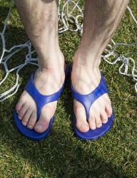 [MO Sports] Mo Flipflop navy