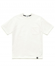 [QT8] TW Normal Pocket Tee (Ivory)