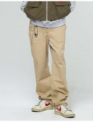 [THE GREATEST] COTTON PANTS BEIGE