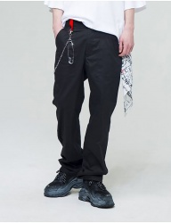 [THE GREATEST] COTTON PANTS BK